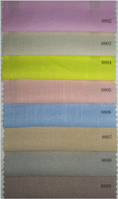 Viscose Polyester Spandex fabric